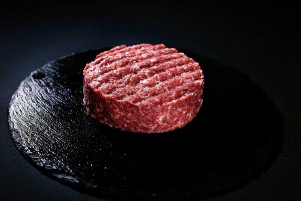Hamburger di Scottona Marezzata